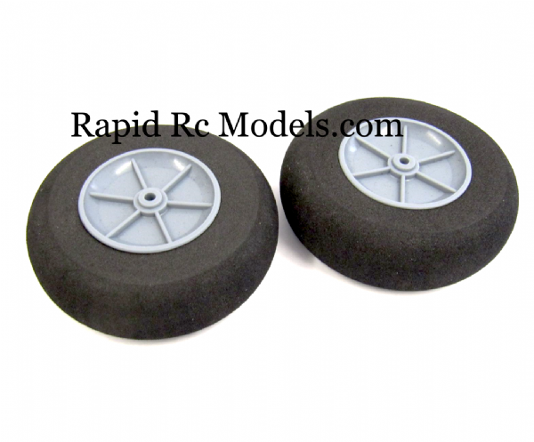 Foam Wheels 100mm